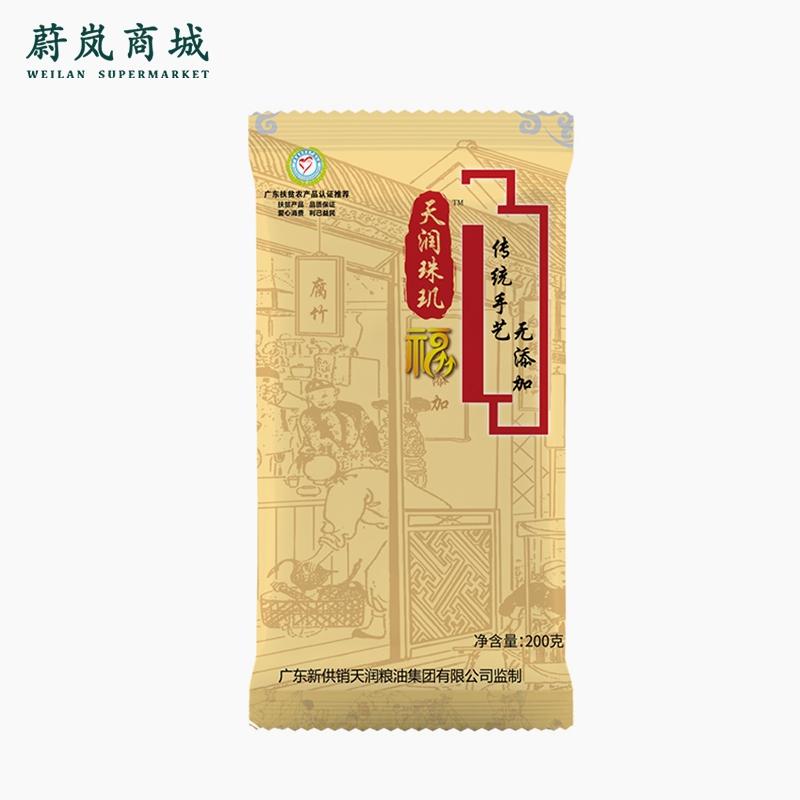 天润 珠玑腐竹